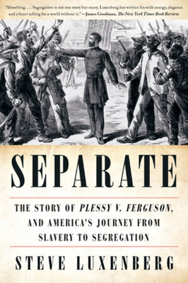Image for Separate: The Story of Plessy v. Ferguson, and America's Journey from Slavery to Segregation