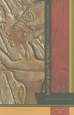 Image for The Norton Anthology of World Literature, Vol. A: Beginnings to A.D. 100, 2nd Edition