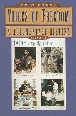 Image for Voices of Freedom: A Documentary History, Volume 2