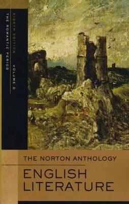 Image for The Norton Anthology of English Literature, Volume D: The Romantic Period