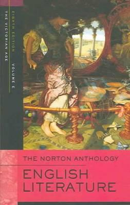 Image for The Norton Anthology of English Literature, Volume E: The Victorian Age