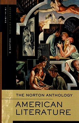 Image for The Norton Anthology of American Literature (Seventh Edition)  (Vol. D)