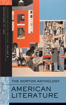 Image for The Norton Anthology of American Literature (Shorter Seventh Edition)  (Vol. 2)