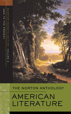 Image for The Norton Anthology of American Literature (Shorter Seventh Edition)  (Vol. 1)