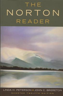 Image for The Norton Reader: An Anthology of Nonfiction (Shorter Twelfth Edition)