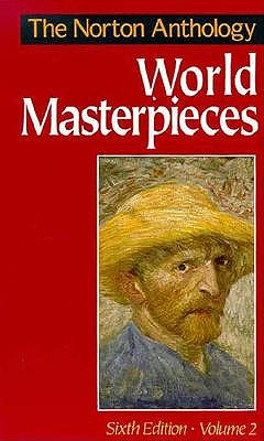 Image for Norton Anthology of World Masterpieces, Vol. 2