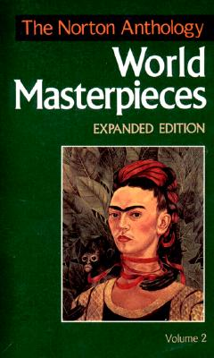 Image for The Norton Anthology of World Masterpieces: 1650 To the Present (Volume 2)