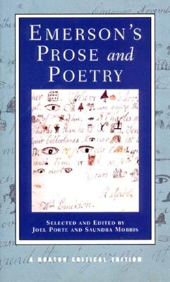 Image for Emerson's Prose and Poetry (Norton Critical Editions)