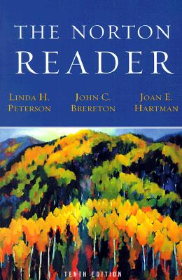 Image for The Norton Reader: An Anthology of Nonfiction Prose