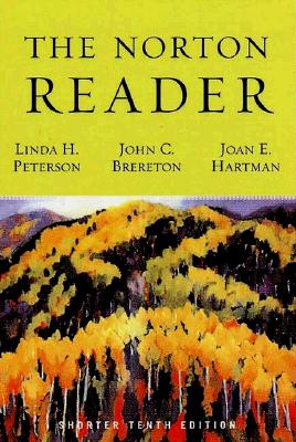 Image for The Norton Reader: An Anthology of Nonfiction Prose/Shorter