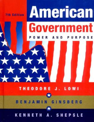 Image for American Government: Power and Purpose