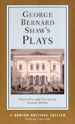 Image for George Bernard Shaw's Plays (Norton Critical Editions)