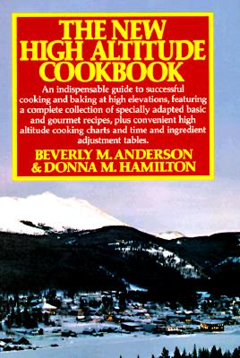 Image for New High Altitude Cookbook