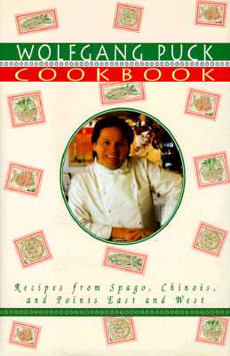 Image for Wolfgang Puck Cookbook