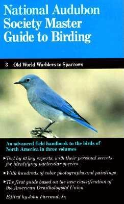Image for Audobon Master Guide to Birding: 3 Old World Warblers to Sparrow
