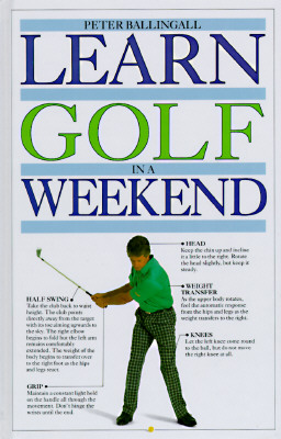 Image for Learn Golf in a Weekend
