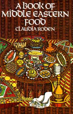 Image for A Book of Middle Eastern Food