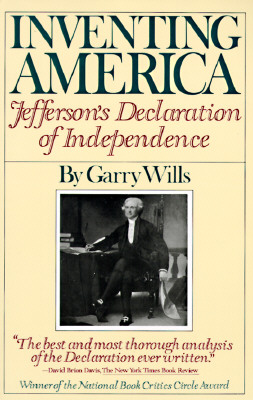 Image for Inventing America : Jefferson's Declaration of Independence -Winner of the National Book Critics Circle Award