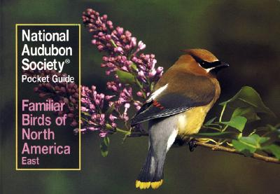 Image for Familiar Birds of North America: Eastern Region (National Audubon Society mini Pocket Guides)