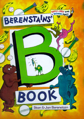 Image for BERENSTAINS' B BOOK