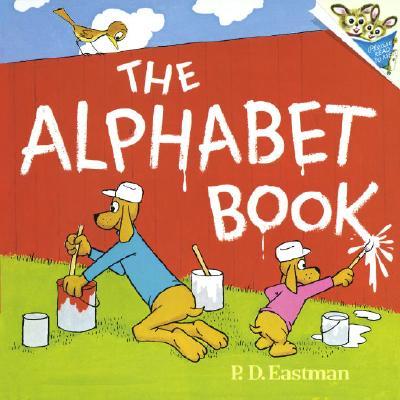 The Alphabet Book (Pictureback(R)), Eastman, P.D.