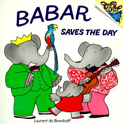 Image for Babar Saves the Day (Pictureback(R))