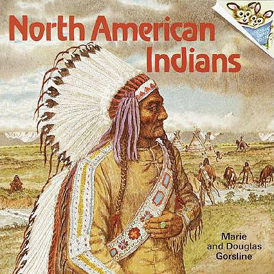 Image for North American Indians (Pictureback(R))