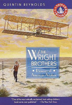 Image for The Wright Brothers: Pioneers of American Aviation (Landmark Books)