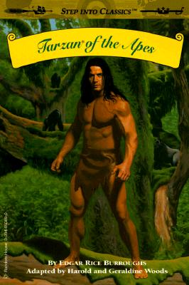 Image for Tarzan of the Apes (A Stepping Stone Book(TM))