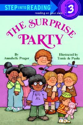 Image for The Surprise Party; a Step Into Reading Step 2 Book Grades 1-3