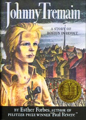 Image for Johnny Tremain - Newbery award
