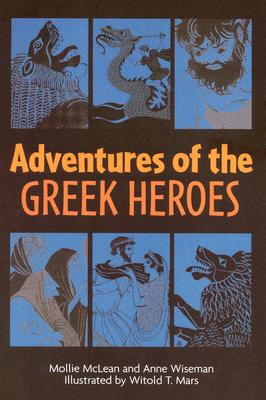 Image for Adventures of the Greek Heroes