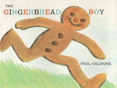 "Gingerbread Boy, ""Galdone, Paul"""