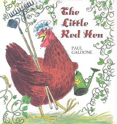 "The Little Red Hen, ""Galdone, Paul"""