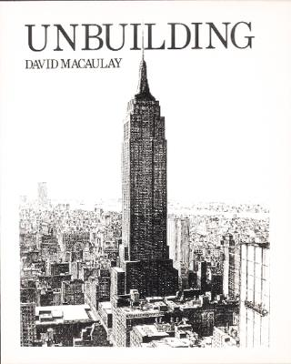 Image for UNBUILDING