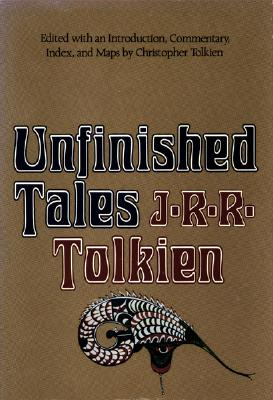 Image for Unfinished Tales of Numenor and Middle-earth (Book Club Edition)