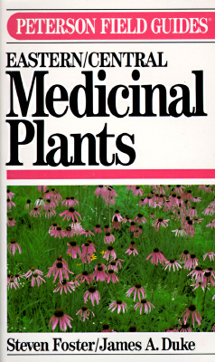 Image for EASTERN/CENTRAL MEDICINAL PLANTS PETERSON FIELD GUIDES