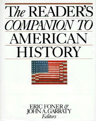 Image for READER'S COMPANION TO AMERICAN HISTORY