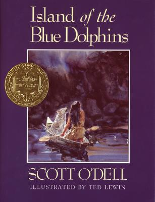 Island of the Blue Dolphins, O'Dell, Scott
