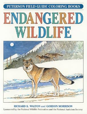 Image for Endangered Wildlife (Peterson Field Guide Coloring Books)