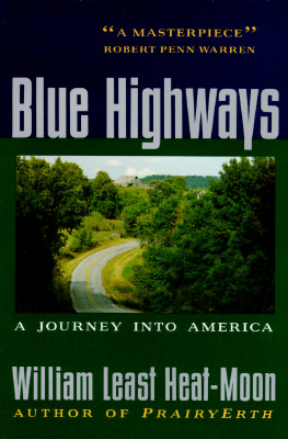 Image for Blue Highways:  A Journey Into America