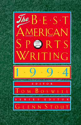 Image for The Best American Sports Writing 1994
