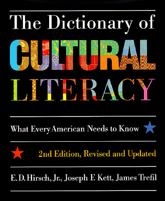 Image for Dictionary of Cultural Literacy: What Every American Needs to Know