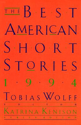 Image for Best American Short Stories 1994