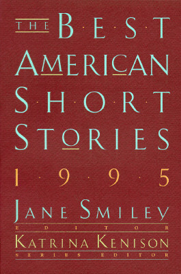 Image for The Best American Short Stories 1995