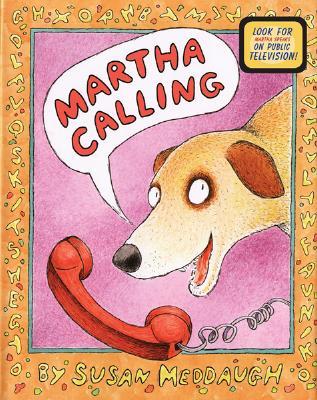 Image for Martha Calling (Martha Speaks)