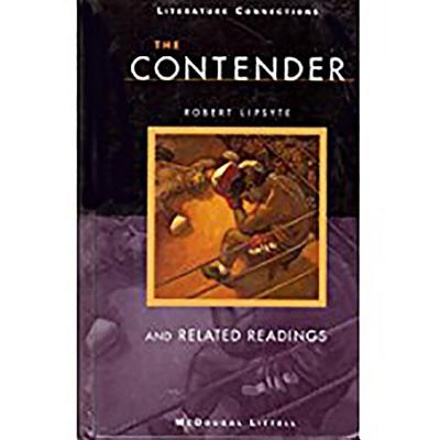 Image for The Contender (and Related Readings, literature connections)