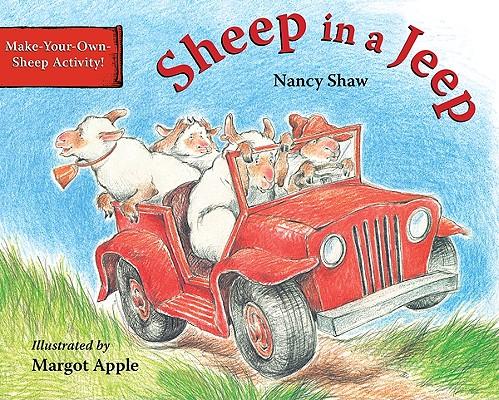 "Sheep in a Jeep, ""Shaw, Nancy E."""
