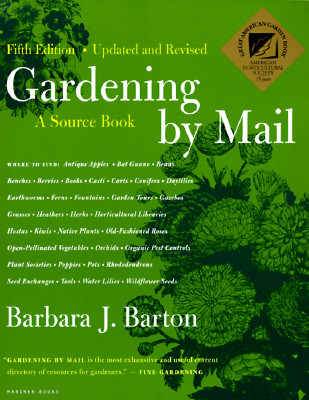 Image for Gardening by Mail: A Source Book