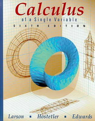 Image for Calculus of a Single Variable, 6th Edition